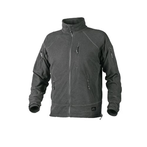 Mikina funkèní fleece ALPHA TACTICAL SHADOW GREY