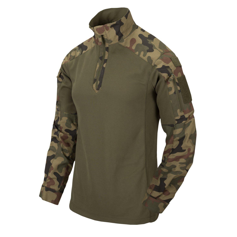Košile taktická MCDU NYCO rip-stop PL WOODLAND