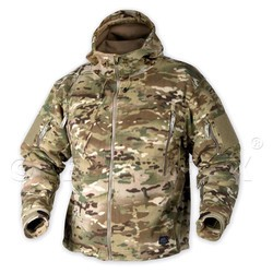 Bunda PATRIOT Heavy fleece CAMOGROM®