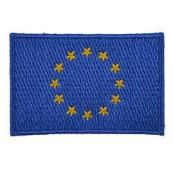Nášivka vlajka EVROPSKÉ UNIE- BAREVNÁ