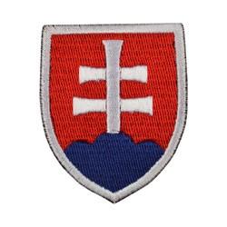 Nášivka znak SLOVENSKA - BAREVNÝ