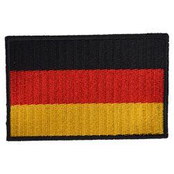 Nášivka vlajka BW NÌMECKÁ - BAREVNÁ