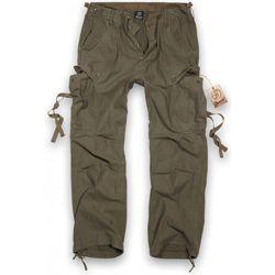 Kalhoty M65 vintage ZELENÉ
