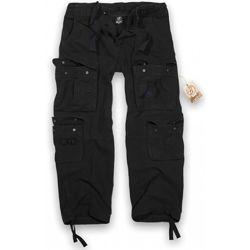 Kalhoty PURE vintage ÈERNÉ