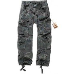Kalhoty PURE vintage WOODLAND