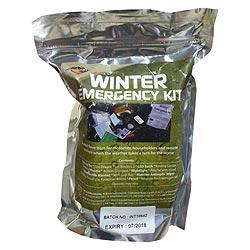 Balíèek pro pøežití zimní sada - Winter Emergency Kit BCB