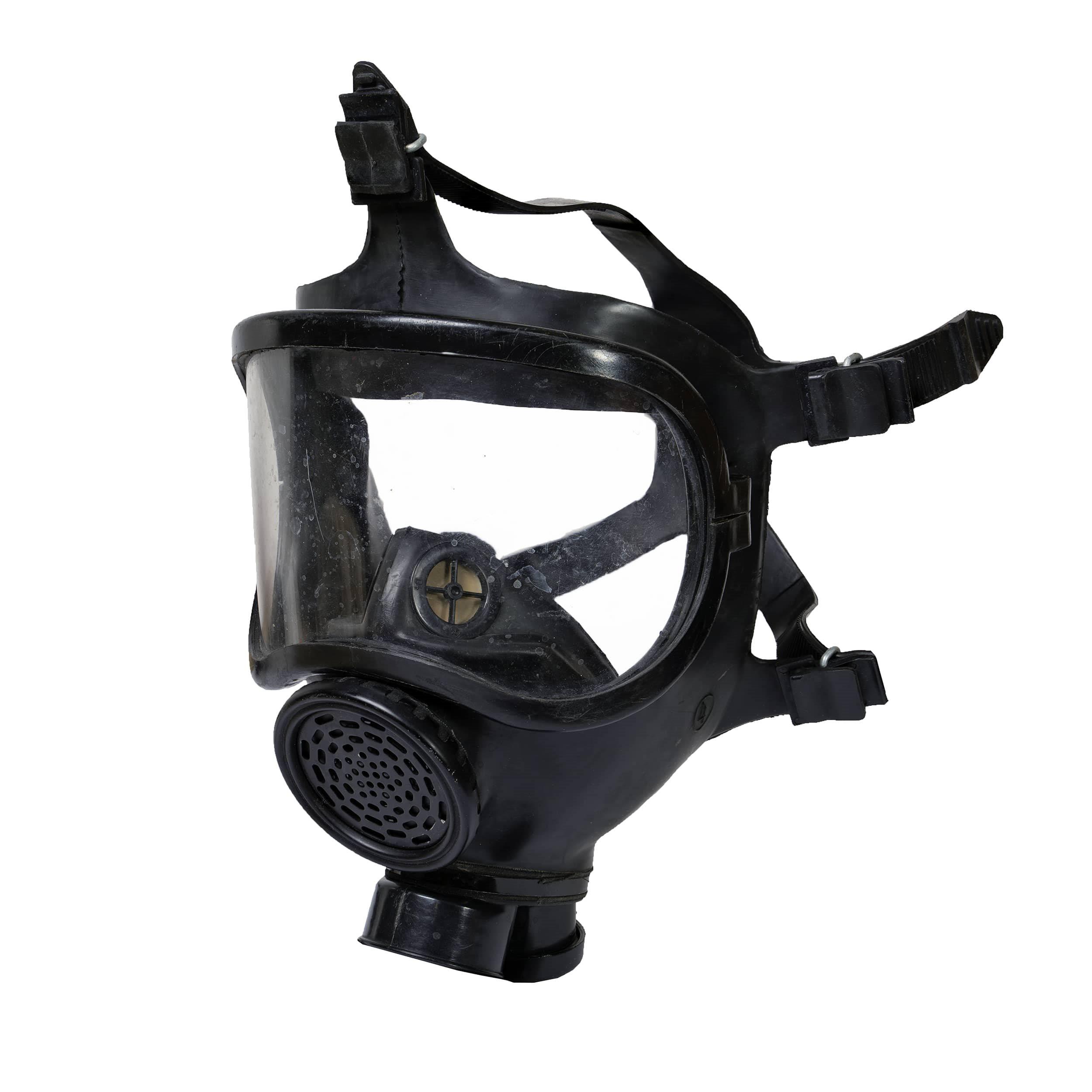 Maska plynová celooblièejová CM-5 použitá