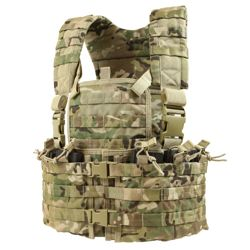 Vesta taktická MOLLE CHEST SET MULTICAM®