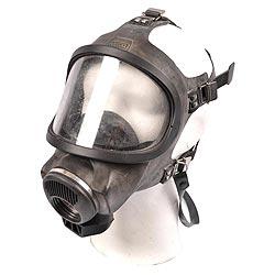 Maska plynová MSA AUER 3 S použitá
