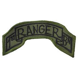 Nášivka oblouèek 2st RANGER BATTALION - OLIV