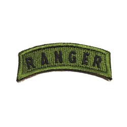 Nášivka oblouèek RANGER - OLIV