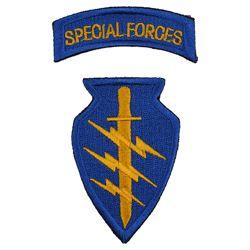 Nášivka SPECIAL FORCES - BAREVNÁ