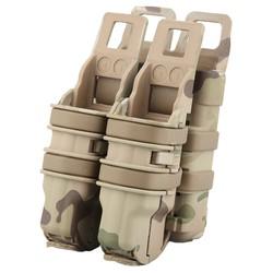 Pouzdro na zásobník   pistol plastové FAST 3.gen.MULTICAM