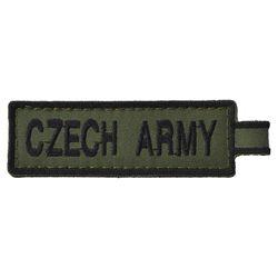 Klíèenka CZECH ARMY - ZELENÁ