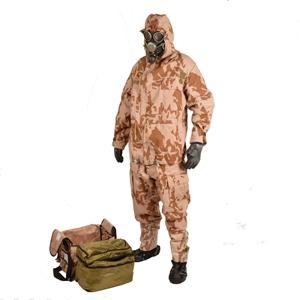 Oblek protichemický FOP-96 vz.95 DESERT