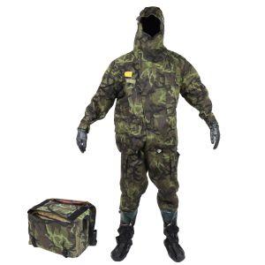 Oblek protichemický FOP-96 vz.95 les