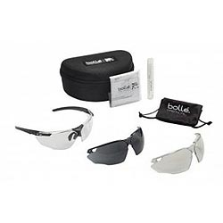 Brýle balistické BOLLE FURY sada