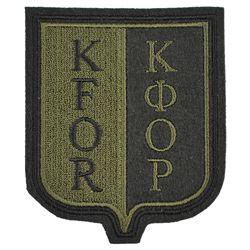 Nášivka KFOR - OLIV