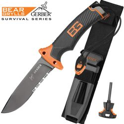 Nùž Gerber BEAR GRYLLS Ultimate Knife kombi