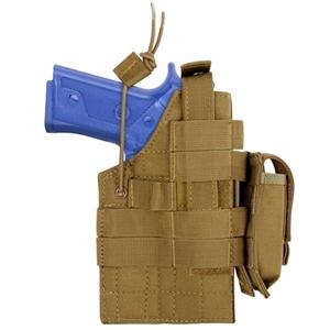 Pouzdro pistolové MOLLE beretta oboustranné COYOTE BROWN