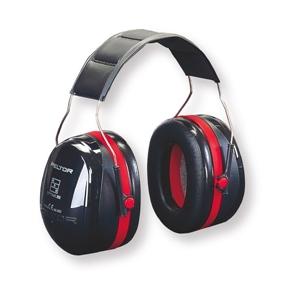 Sluchátka proti hluku PELTOR Optime III ÈERNÁ