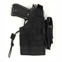 Pouzdro pistolové MOLLE glock  oboustranné ÈERNÉ