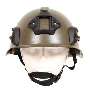 Helma Ochranná Modernizovaná Ocelová ZELENÁ