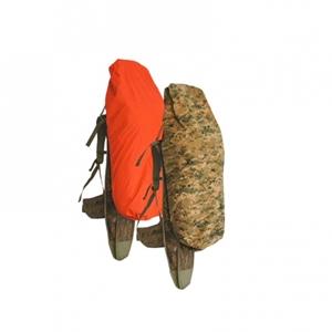 Pøevlek na batoh oboustranný EBERLESTOCK UNICAM II / ORANŽOVÝ velký