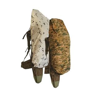 Pøevlek na batoh oboustranný EBERLESTOCK UNICAM II / SNOW TECH velký
