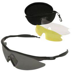 Brýle støelecké PRO-SPORT v pouzdru 3 ks skel