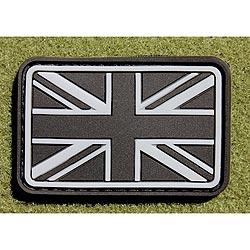 Nášivka vlajka velká BRITÁNIE velcro plast SWAT