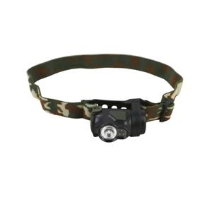 Èelovka PREDATOR CREE 3W maskovaný pásek