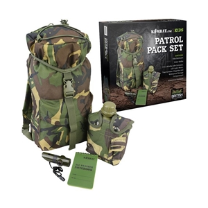 Set JUNIOR dìtský PATROL PACK DPM