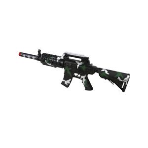 Hraèka puška M16 plastová 62 cm