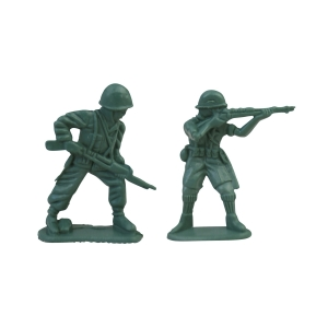 Vojáci figurky na hraní sada 108 kusù