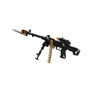 Hraèka puška THUNDER FIRE plastová 59 cm