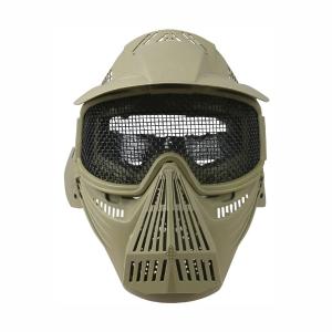 Maska celooblièejová s møížkou COYOTE