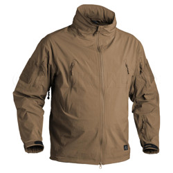 Bunda TROOPER softshell COYOTE