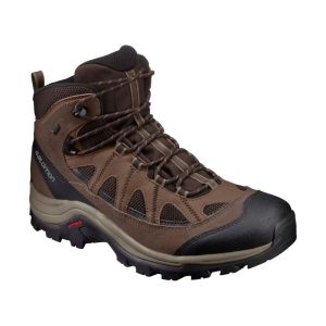 Boty AUTHENTIC LTR GTX Coff/Chocol