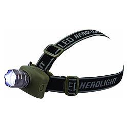 Svítilna èelová ZOOM 1W LED