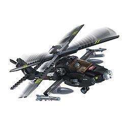 Stavebnice vrtulník AH-64 APACHE