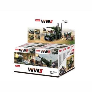 Stavebnice WWII SADA pro sbìratele