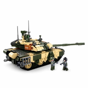 Stavebnice TANK T-90M