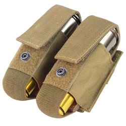 doprodej Pouzdro MOLLE na dva 40mm granát. náboje TAN