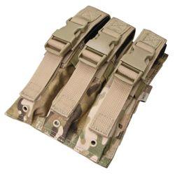 Sumka MOLLE trojitá na zásobníky MP5 MULTICAM®