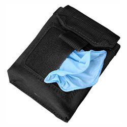 Pouzdro MOLLE EMT na rukavice ÈERNÉ
