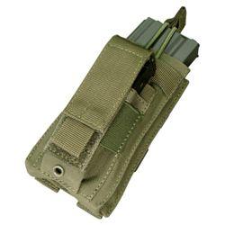 Sumka MOLLE KANGAROO na zásobník M4 M16 ZELENÁ