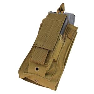 Sumka MOLLE KANGAROO na zásobník M4 M16 COYOTE