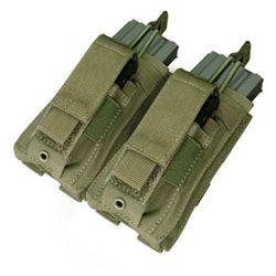 Sumka MOLLE KANGAROO na zásobníky M4 M16 ZELENÁ