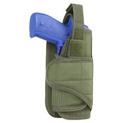 Pouzdro pistolové VT vertikální ZELENÉ